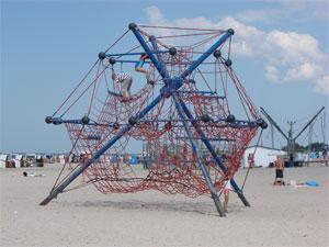 Spielgerät Spielplatz Ostsee